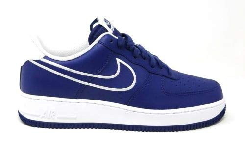 Force Void Basketball Nike Mens Low 1 Air Blue Shoes White 18qw5qZX