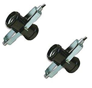 - Westinghouse Lighting 22259 2-Lamp Socket (2 Pack)