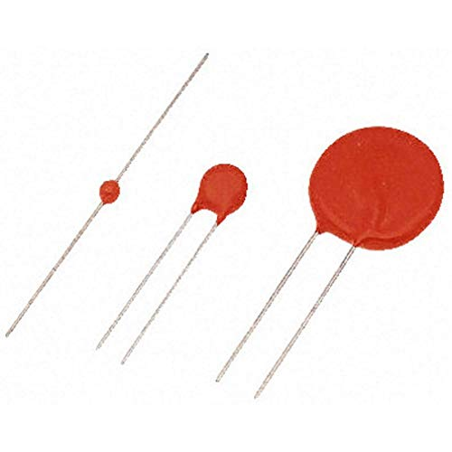 Varistor; Circuit Protection; 17VAC/22VDC; 53V; 10A; Metal Oxide; 7000pF; Radial RoHS, Pack of 100 by Littelfuse (Image #1)