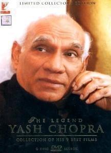 Hai Collections - The Legend - Yash Chopra - Collection of his 9 Best Films - Veer Zaara / Dil To Pagal Hai / Darr / Kabhi Kabhi / Lamhe / Chandni / Kala Patthar / Silsila / Mashaal