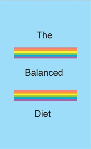 The Balanced Diet for You and the Planet