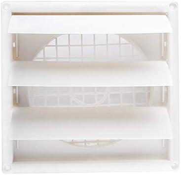 6/'/'Hood Stops Birds Nesting In Dryer Vents and Bathroom Dryer Vent Cover