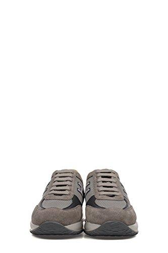 Hogan Sneakers Uomo HXM00N0Q102FJ9637R Pelle Multicolor