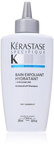 Kerastase Specifique Bain Exfoliant Hydratant Antidandruff Shampoo for Unisex, 6.8 Ounce by Kerastase