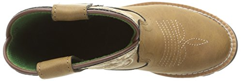 Deere Pull PO Chi Kids' Boot on Tan John 4ATUd4