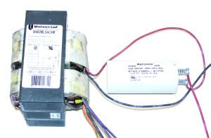 (Universal Lighting Technologies M400ML5AC4M500K Magnetic Core and Coil Ballast, Metal Halide, 400W, 120-277/480V)