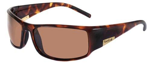 Bolle Sport Lifestyle King Sunglasses Frame 10999 Dark Tortoise - Bolle King