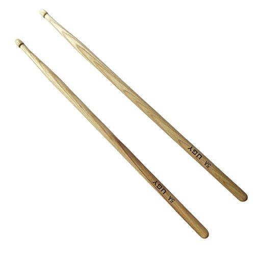 UGY Drum Sticks Classic 5A Hickory Drumstick