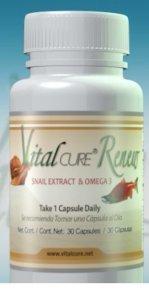 3 Frascos Vital Cure Renew! Como lo vio en TV - Original