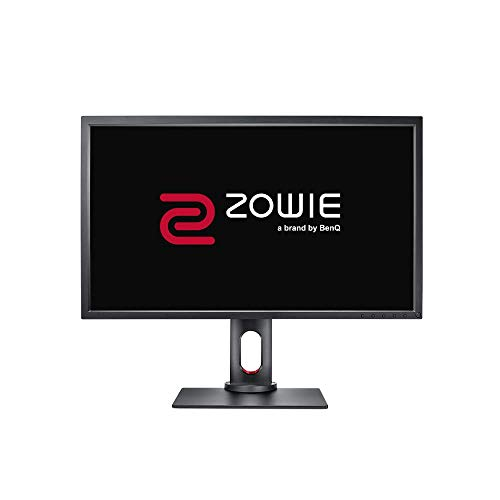 BenQ Zowie XL2731 27 inch 144 Hz Gaming Monitor | 1080P 1ms | Black Equalizer & Color Vibrance for Competitive Edge | Height Adjustable Stand