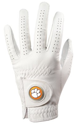 Clemson Tigers Golf Glove & Ball Marker – Left Hand – Medium/Large   B00BFKTKG4