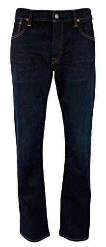 Ralph Lauren Polo Men's Bootcut Jeans-R-33Wx30L (Ralph Lauren Leather Jeans)