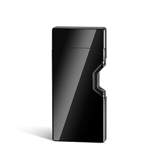 DIBIKOU Electric Arc Windproof Flameless Lighter USB Rechargeable Touch...