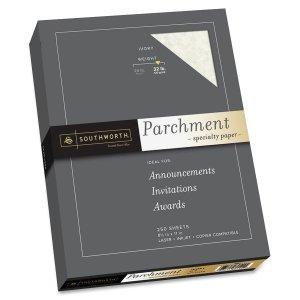SOUJ988C - Southworth Parchment Specialty Paper by Southworth