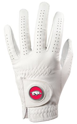 Arkansas Razorbacks Golf Glove & Ball Marker – Left Hand – X Large   B00BFLFUU8