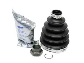 BMW Mini r50 r52 CV Joint Axle Boot Kit Front Outer L/R GKN LOEBRO
