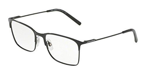 01 Black Eyeglasses - 1