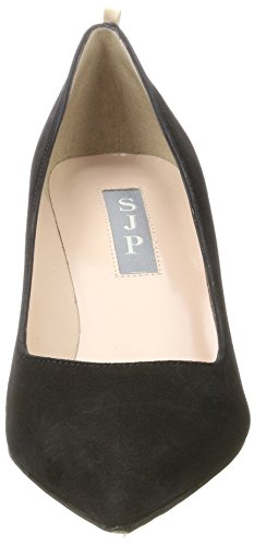 discount pay with paypal SJP by Sarah Jessica Parker Women's Fawn 70 Closed-Toe Pumps Black clearance prices collections cheap online wfeFyapF