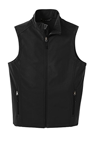 Port Authority Core Soft Shell Vest J325 - Black J325 L