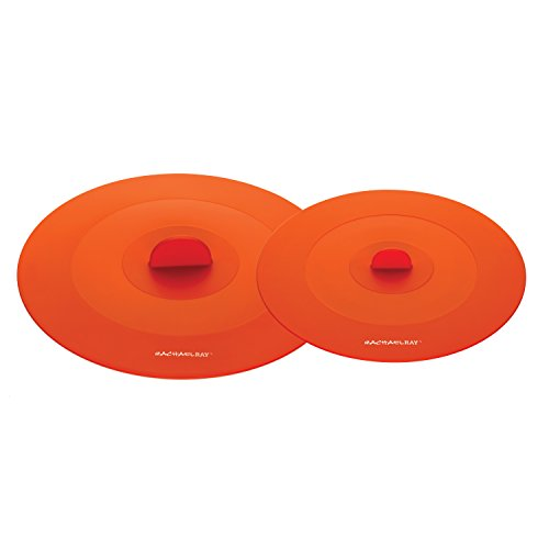 Rachael Ray Accessories 2-Piece Top This! Suction Lid Set, O
