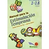 img - for Manual Para La Estimulacion 1 a 18 Meses (Spanish Edition) by Gladys Brites de Vila (1995-02-04) book / textbook / text book