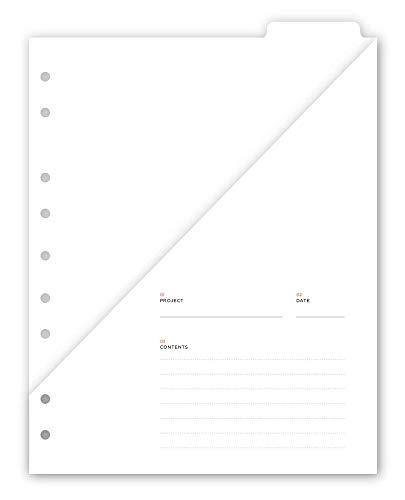 Russell and Hazel Mini 3-Ring Binder Pocket Folders, 5 ()