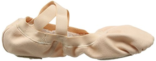 Pro Ballet Elastic Womens Bloch Pink Shoes Pink Uwdgd4