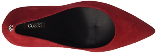 Sandalias Mujer Ridley Guess Rojo Cerrada Punta awFf5qT