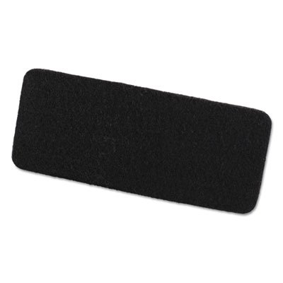 Dry Erase Eraser, Synthetic Wool Felt, 5w x 1 3/4d x 1h, Total 144 EA, Sold as 1 Carton