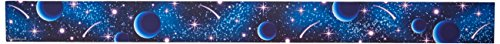 Teacher Created Resources Blue Stellar Space Straight Border Trim (5852)