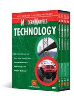 Modern Marvels Technology Collection : 8 Discs : Candy , James Bond Gadgets , the Manhattan Project , Monster Trucks , More Engineering Disasters , Sugar , the World's Longest Bridge , Walt Disney World : Explore Revelatory Inventions and Engineering Feats in Modern Day Life (Modern Marvels Dvd Collection)
