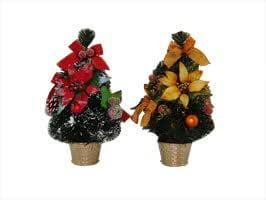 Pinkmarket - 92946 Adorno navideño para mesa. Centro de mesa para ...