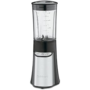 'Cuisinart CPB-300 SmartPower 15-Piece Compact Portable Blending/Chopping System, Black (Certified Refurbished)' from the web at 'https://images-na.ssl-images-amazon.com/images/I/31%2BgVpMzzUL._SL500_AC_SS350_.jpg'