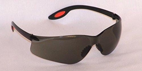Aries S1016 ANSI Z87+ Sunglass Grey Lenses Safety Glasses 10 - Sunglasses Bearkat