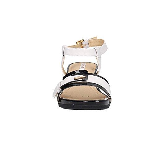 8502 C0404 White D828QD Sandals Geox 8vpZv