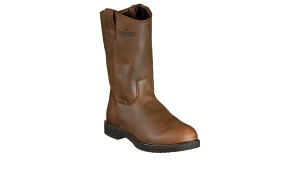 92f9e8c5547 RedHead 52355327 Ironhorse Side-Zip Wellington Waterproof Work Boots ...