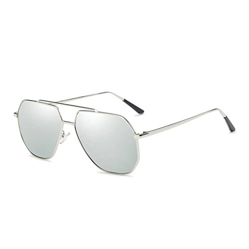 alliage hommes Coolsir UV400 soleil en cadre Lunettes Lunettes lentille de d'extérieur conduite lunettes polarisées de protection 4 dvq0drwz