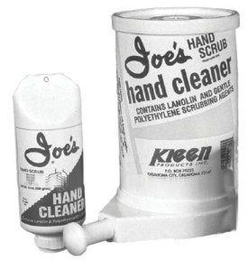 Hand Scrub Style: Cap. Wt.:4 1/2