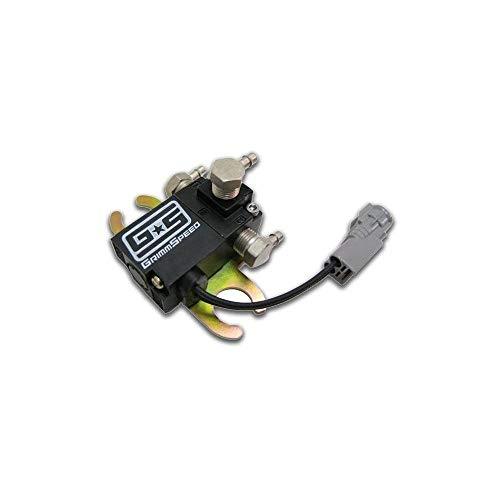 GrimmSpeed 057033 Grimmspeed 08-10+ Evo X Boost Control Solenoid ()