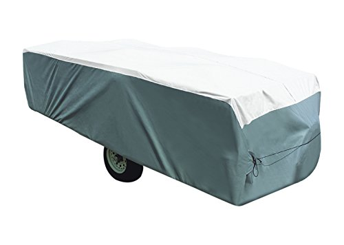 - ADCO 22895 Pop Up Trailer Tyvek & Polypropylene Cover - 16'1