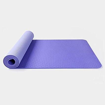6 MM Grueso TPE Material Principiantes Pilates Pads Pierde ...
