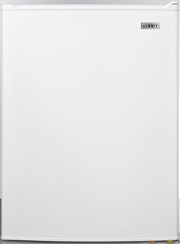 Summit CT701W Refrigerator, White by Summit