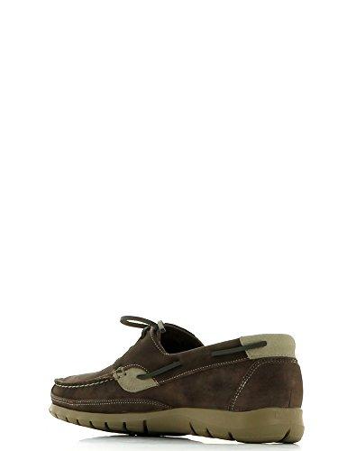 Callaghan 81200 Sun - Zapato náutico para hombre Marrón