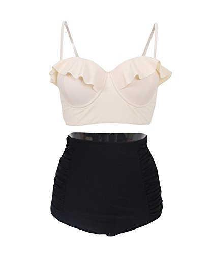 vintage-high-waist-floral-womens-bikini-set-strappy-push-up-x030-bgtbkb3-black-beige-3xlus16-18