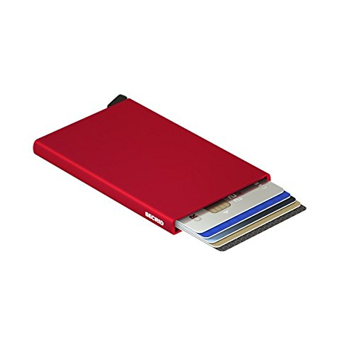 - Secrid Cardprotector in Red