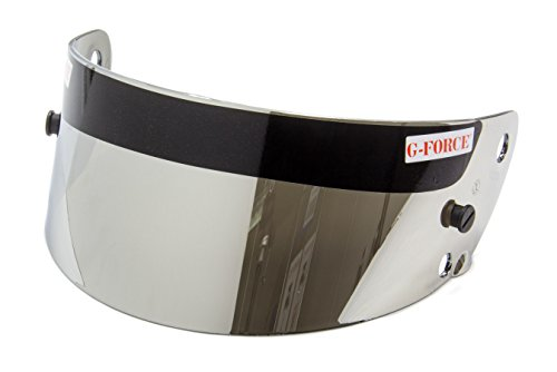 Mirror Smoke Helmet Shield - G-Force 8603 Pro Fit Mirror Smoke Helmet Shield