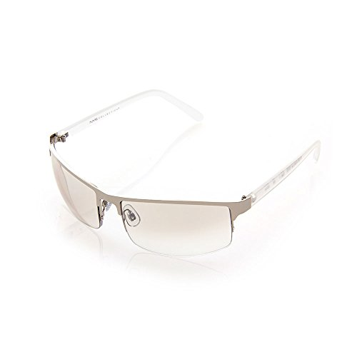 NYS Collection Eyewear First Avenue Sunglasses (Frosted, ()