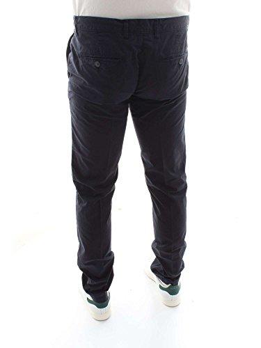 Wopan1172 Blu Pantaloni Uomo Woolrich 38 TwavFAAq