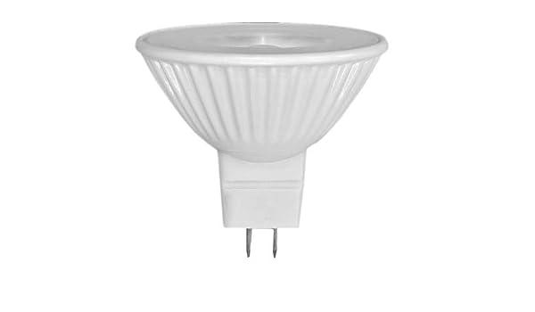 Alverlamp LM6400 - Lámpara led dicroica cob 5,5w gu5,3 6400k: Amazon.es: Bricolaje y herramientas