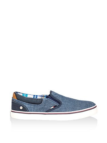 Wrangler  Legend Slip On, Herren Sneaker, - DENIM - Größe: Denim
